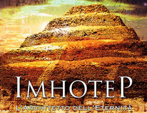 Imhotep, l'Architetto dell'Eternità