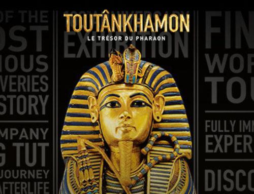 Mostra: Toutânkhamon, le trésor du pharaon