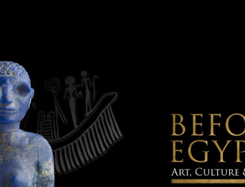 Mostra: Before Egypt