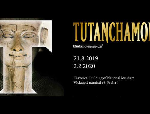 Mostra: Tutanchamon – Real Experience