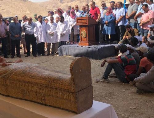 Trenta sarcofagi sigillati scoperti a Luxor: aggiornamento