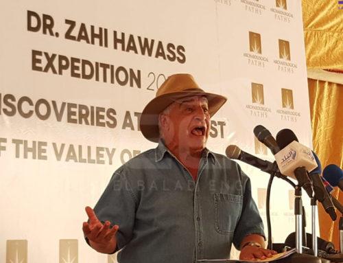 Zahi Hawass annuncia nuove scoperte a Luxor