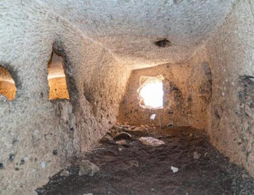 Abydos, scoperte camere misteriose