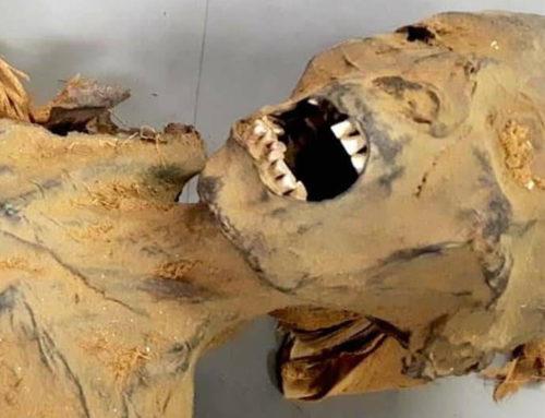 Scoperta causa della morte della mummia urlante