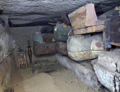 Nuove scoperte a Saqqara