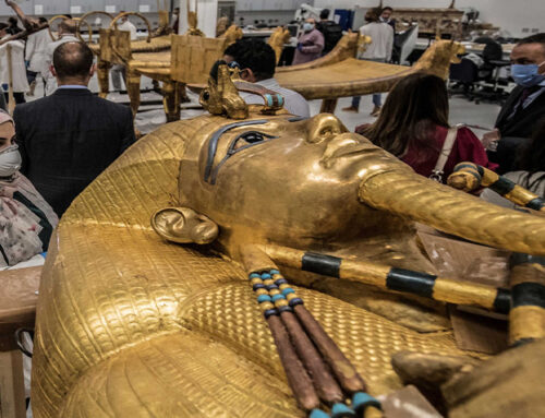 Ramses and the Pharaohs of Gold, una nuova mostra parte dall'Egitto