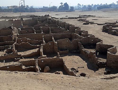 Zahi Hawass annuncia la scoperta di una città perduta