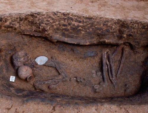 Scoperte 110 tombe nel Delta del Nilo