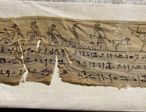 Frammenti del Libro dei Morti riuniti grazie al web